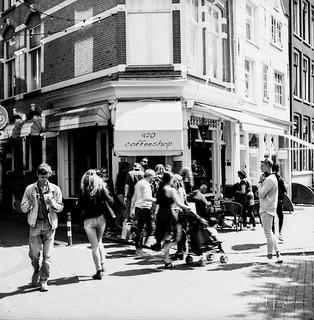 Coffeeshop @ Amsterdam