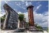 Guisi Lighthouse Ruins (etzel_noble) Tags: touristdestination touristspot philippinetourism travelphoto guimaras philippines canon1740mm canon6d canonphotography architecture oldstructure oldlighthouse ruins guisilighthouse lighthouse