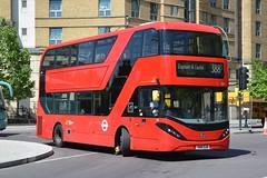 SN16 OJA (2511) CT Plus London (hotspur_star) Tags: londontransport londonbuses londonbus londonbuses2018 alexanderdennisltd enviro400hcity tfl transportforlondon hybridbus hybridtechnology busscene2018 doubledeck ctplus sn16oja 2511 388