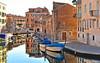 Venice reflections (poludziber1) Tags: venezia venice italia italy boat water reflections colorful urban travel architecture old