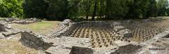 Great Baths, Dion (4).JPG (tobeytravels) Tags: alexanderthegreat alexander3rd macedon macedonia thucydides brasidas orpheus hellenistic cranicos leake thermalbaths hypocaust 2ndcenturybc mosaic asclepios thermae
