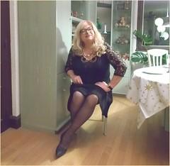 2018 - 04 - 30 - Karoll  - 226 (Karoll le bihan) Tags: femme feminization feminine travestis tgirl travestie transvestite travesti transgender effeminate tv crossdressing crossdresser travestisme travestissement féminisation crossdress dressing lingerie escarpins bas stocking pantyhose stilettos highheel collants strumpfhosen