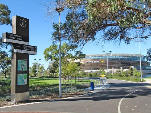 21 May 2018 - OPTUS Stadium & surrounds, Burswood, Perth, Western Australia