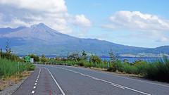 Estrada ao redor do Lago Llanquihue - Chile (Tiago Nomack) Tags: chile férias osorno puerto varas frutillar cajon del maipo andes cordilheiras