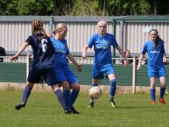 Argyle Plate Cup Final (SkimboydPics) Tags: womens football warrington wolverines argyle plate cup final runcorn linnets