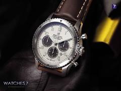 BREITLING – NAVITIMER Aviator 8 B01 Chronograph 43 Limited Edition (Watches 7) Tags: breitling navitimer aviator chronograph ab01171ag839 2018