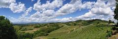 Colline e nuvole (STE) Tags: gattinara nuvole clouds cielo sky collina colline hill hills verde verdi green primavera spring paesaggio landscape panoramica pano vigne vigneti vineyard vineyards panorama