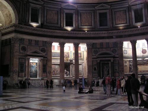 Пантеон, Рим, Італія InterNetri Italy 144