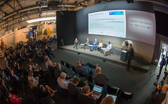 GAIA press briefing at ILA (europeanspaceagency) Tags: germany esa europeanspaceagency space universe cosmos spacescience science spacetechnology tech technology ila ila2018 berlin gaia data release gaiadr2 mission gaiamission pressconference