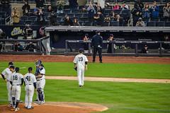 180423 Yankees vs Twins (arch*templar) Tags: minnesotatwins yankeestadium yankees newyorkyankees babybomber
