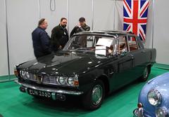 1966 Rover 2000 SC (P6) (rvandermaar) Tags: rover 2000 sc p6 rover2000 roverp6 1966
