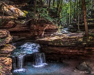 Old Man's Creek (Hocking Hills State Park)