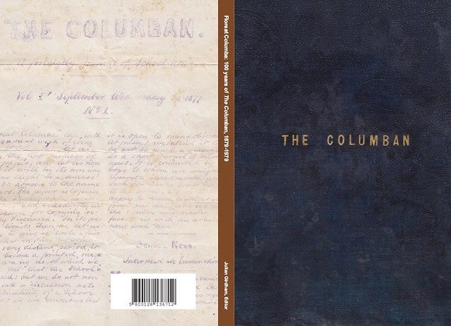 Floreat Columba (cover)