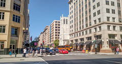 Corner of 13th and G Streets NW. (Tim Brown's Pictures) Tags: washingtondc downtown metrocenter gstreetnw washington dc unitedstates