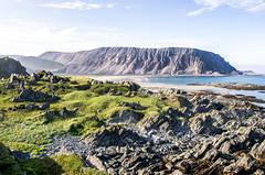 Varanger (moritz k.) Tags: arctic beach berlevag finnmark fjell mountain norge norway paradise sandfjorden summer swinginutters vakkert varanger