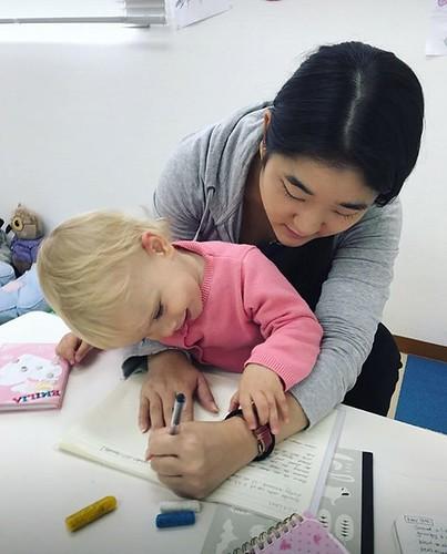 Whatcha doin? 💕 Star Kids International Preschool, Tokyo. ⭐️ #starkids #international #preschool #school #children #kids #kinder #kindergarten #daycare #fun #shibakoen #minatoku #tokyo #japan #instakids #instagood #twitter #子供 #幼稚園 #保育園 #ス