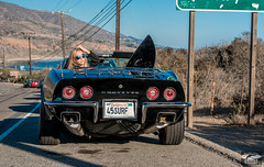 Black Surfboard & 69 Stingray Corvette Convertible! Blonde Swimsuit Bikini Model Goddess! 45EPIC 45SURF Mulholland Highway PCH Classic Vintage Corvette &Surf Goddess! Athletic Portraits of Pro Models! High Res Venus! Sexy Hot dx4/dt=ic! Nikon D800! (45SURF Hero's Odyssey Mythology Landscapes & Godde) Tags: black surfboard 69 stingray corvette convertible blonde swimsuit bikini model goddess 45epic 45surf mulholland highway pch classic vintage surf athletic portraits pro models high res venus sexy hot dx4dtic nikon d800