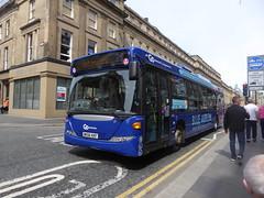 Go North East 5270 NK56 KKF on 11, Grainger St, Newcastle (sambuses) Tags: gonortheast bluearrow 5270 nk56kkf