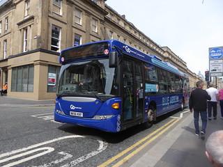 Go North East 5270 NK56 KKF on 11, Grainger St, Newcastle