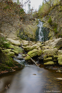Bayehon waterfall