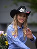 Eye Contact (Scott 97006) Tags: woman equestrain female rider pretty gorgeous lipstick cowgirl parade
