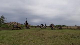 Soldiers & indians - Soldados e indios
