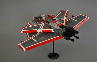 SFC - Titan - rear view