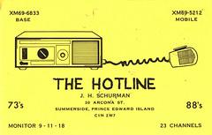 t30000758 (myQSL) Tags: cb radio qsl card 1970s