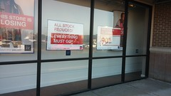 90% Off (Retail Retell) Tags: gap factory store outlet closing closure liquidation sale south lake centre southaven ms desoto county retail tanger relocation