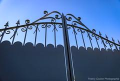 Les portes du pénitencier (thierrycoulon1) Tags: ferronnerie portail porte printemps thierrycoulon chatelaillon canon