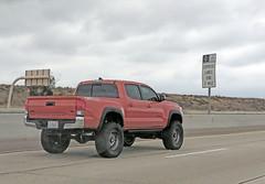 Tacoma TRD 4X4 Off Road 5-20-18 (Photo Nut 2011) Tags: california sandiego truck tacoma trd 4x4
