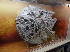 Lego store, Rockefeller Center, New York City (iainh124a) Tags: iainh124a newyork ny nyc manhattan bigapple sony sonycybershot dschx90 dschs90v cybershot dx90 dx90v