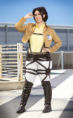 _MG_7144 (Mauro Petrolati) Tags: attack titan shingeki no kyojin romics 2018 cosplay cosplayer beatrice hanji zoe