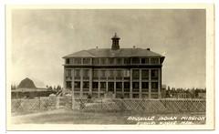 Norway House Residental School (vintage.winnipeg) Tags: manitoba canada vintage history historic norwayhouse