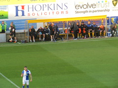 MansfieldTown-BlackburnRovers4 (lysaker) Tags: mansfieldtown blackburnrovers blackburn mansfield notts nottinghamshire football leaguecup