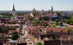 Tallinn, Estonia (maxunterwegs) Tags: altstadt cityscape estland estonia estonie oldtown tallinn harjumaakond toompea