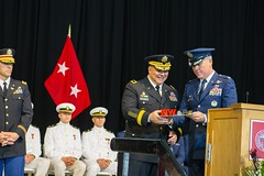 MJB_0387_Large (wpicommencement) Tags: mattburgos rotc rotccommissioning2018 commissioning army captain human military militaryuniform officer people person police soldier