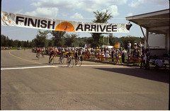 [1982] National Road Cycling Championships Edmonton 002 (wwhhiiisskkas) Tags: 1982 canada canadian national road cycling championships edmonton alberta hawrelak park emily murphy hill saskatchewan drive