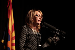 Gabrielle Giffords (Gage Skidmore) Tags: gabrielle giffords congresswoman gabby hiral tipirneni mark kelly campaign rally congress sun city grand arizona
