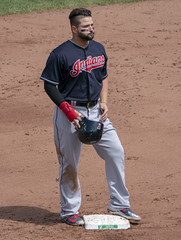 Yonder Alonso (Keith Allison) Tags: mlb baseball orioleparkatcamdenyards clevelandindians yonderalonso