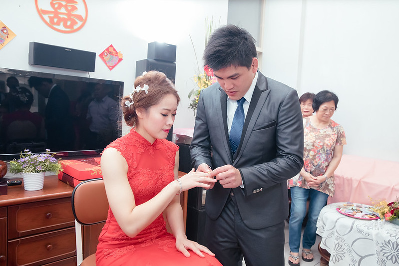 婚禮攝影 [ 庭安❤嘉豪 ] 文定之囍@台中豐原自宅