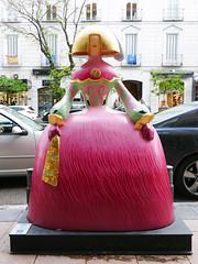 "Menina ""Menina Flamenca"", de Begoña Fernández-Castaño (Juan Alcor) Tags: meninaflamenca begoñafernandezcastaño callegoya mcdm menina meninas exposicion 2018 madrid españa spain meninasmadridgallery"