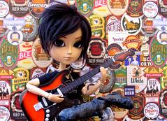 Ícaro ♥ (♥ MarildaHungria ♥) Tags: ícaro taeyang taeyangraiki groove doll guitar miniature