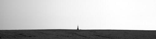 Radeburg - The church spire