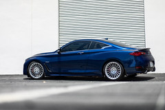 Infiniti Q60 S on TSW Turbina rotary forged wheels - Wheel Warehouse - 5 (tswalloywheels1) Tags: blue infiniti q60 q60s lowered coilovers springs tsw turbina concave staggered monoblock aftermarket rotary forged flow form flowform wheel wheels rim rims alloy alloys