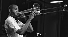 0B6A6028 (Bill Jacomet) Tags: trombone shorty and orleans ave outdoor concert live music venue avenida discovery green downtown houston tx texas 2018 party on the plaza