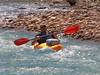 Kayaker on Buffalo River - Steel Creek Campground, Northwest Arkansas (danjdavis) Tags: buffalorivr buffalonationalriver arkansas kayaker kayak kayaking