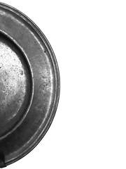 Assiette - Plate (Charlotte P.Denoel) Tags: ligne cercle circle rond blackandwhite bw noiretblanc nb contrast plate assiettte