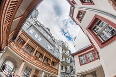 Renovation of the old town in Frankfurt (ppravier) Tags: lenstagger frankfurtammain hessen germany de hdr