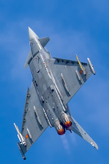 EF-2000 Typhoon (Adam Piskorz) Tags: military piskorz eos canon 7d markii 7dii sigma 150600f563 dg os hsmcontemporary poland army air force poznan krzesiny 31 blt nmt 2018 nato tiger meet ef2000 eurofighter typhoon solo display